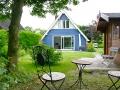 Tuitjenhorn, recreatiewoning met tuin